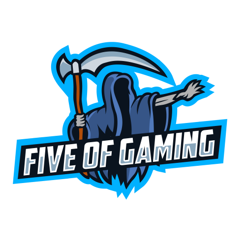 Five of Gaming sucht 3248